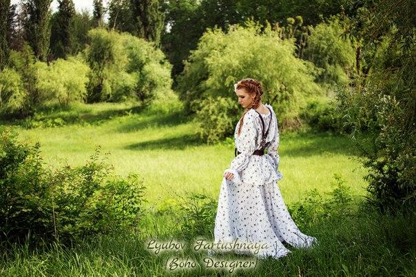 """Коллекция """"Философия Бохо. Лето 2015"""" Lyubov Fartushnaya. Бохиня.рф"""