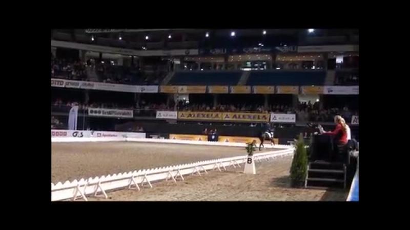 Inna Logutenkova UKR Don Gregorius 76,275 % TALLINN 2015