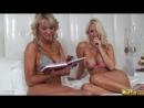 Molly Cavalli and Sydney ( Dear Diary)
