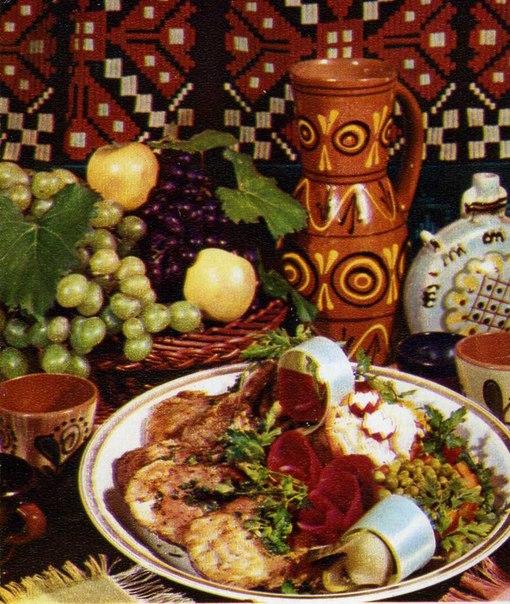 кухня ссср рецепты с фото