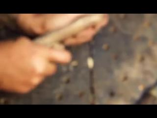 Деревянные ножны с орнаментом своими руками