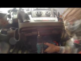 Fiat Ducato, Citroen Jumper, PEUGEOT Boxer - замена салонного фильтра
