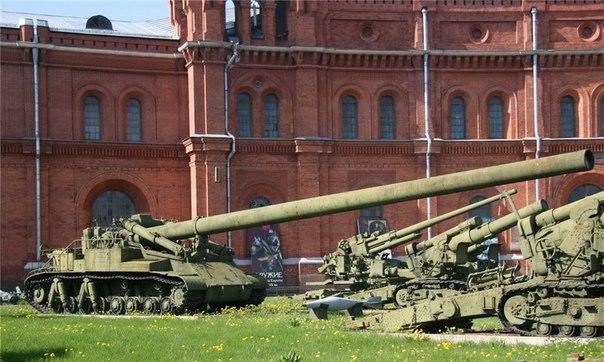 "Самоходный миномет 2Б1 ""Ока"""