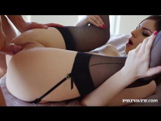 [private.com] stella cox - slutty cam girl stella cox treats a viewer to a live show [2015 г., anal, all sex, hardcore] [720p]