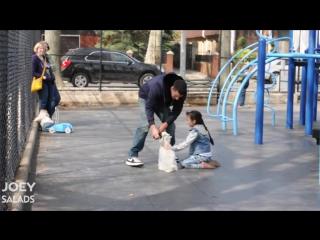 Похищение детей как защитить