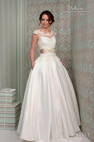 Свадебное платье в ельце