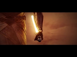 """STAR WARS- The Old Republic – Knights of the Fallen Empire – """"Sacrifice"""" Trailer"""
