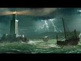 Total War Rome II - The Battle For The Pharos of Alexandria (Machinima)