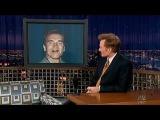 Конан ОБрайен ведёт смешное расследование скандала о стероидах