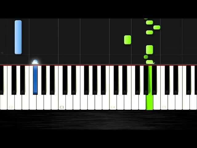 Yiruma - River Flows in You - EASY Piano CoverTutorial by PlutaX - Synthesia