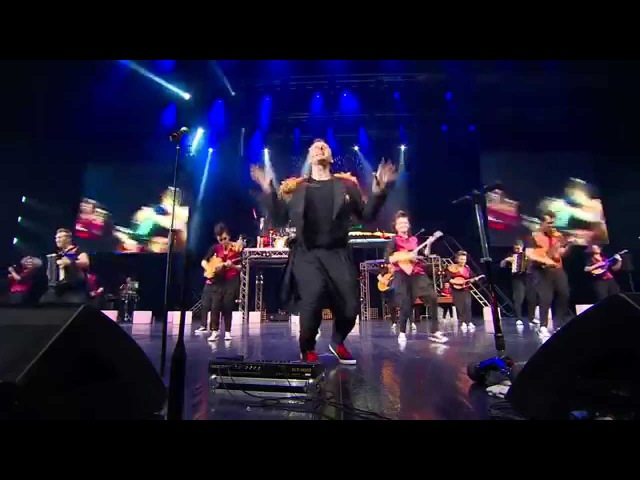 Шоу-оркестр «Русский Стиль» – Bon Jovi, It's My Life
