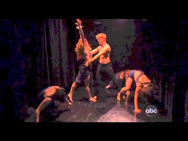 Emmys 2013, Best Choreography Nominee Derek Hough and Allison Holker