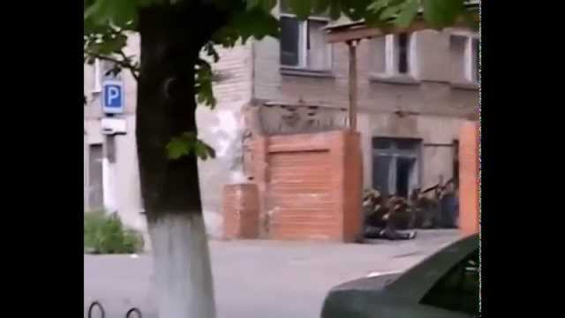 Мариуполь 9 Мая 2014 год Вся правда!