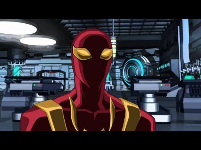 Великий Человек паук Бомба Веном Сезон 2 Серия 16 Marvel