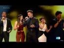 Шоу Голос Испания. - Рики Мартин с песней Выстрел в сердце. – The Voice Spain 2015. - Ricky Martin performing «Disparo Al Corazon» оригинал Ricky Martin