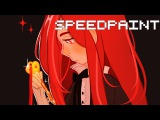 Avas Demon【Speedpaint】
