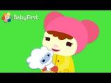 Mary Had a Little Lamb with Lyrics Nursery Rhymes for kide BabyFirst TV