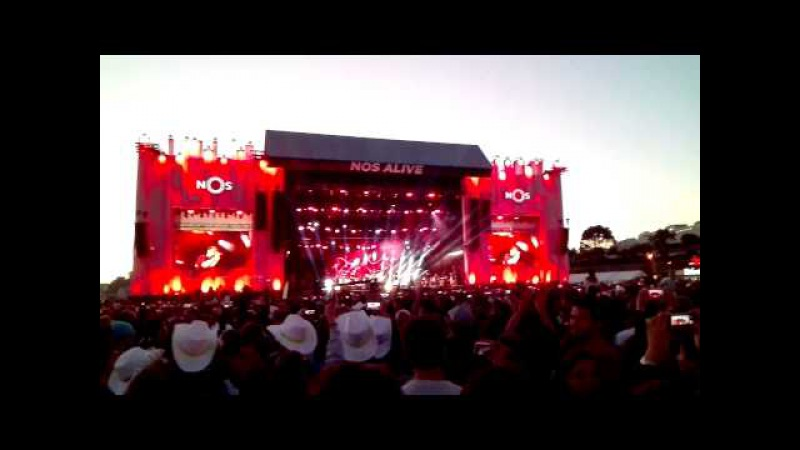 NOS Alive 2015 | Sam Smith - Like I Can