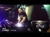 Jay Lumen live at Club Octagon Seoul Korea 22-02-2014 (OCTAVIEW #017)