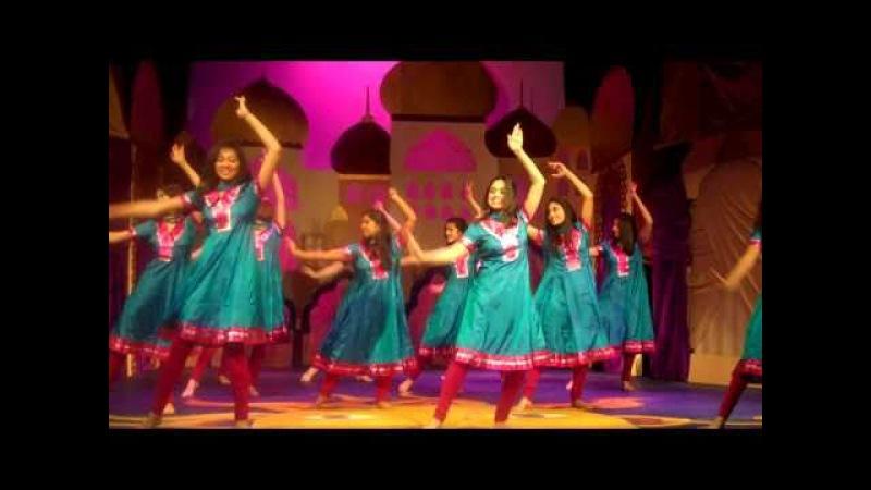 Harvard Ghungroo 2011 - Semiclassical Performance