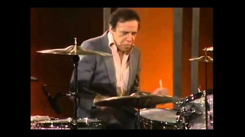 Buddy Rich Bugle Call Rag live 1982