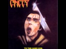 Cancer To the gory end Full Album 1990