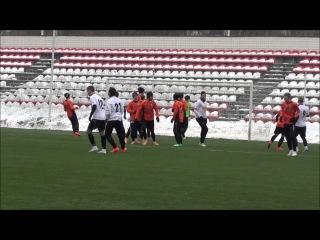 обзор матча Солярис - Школа Мяча