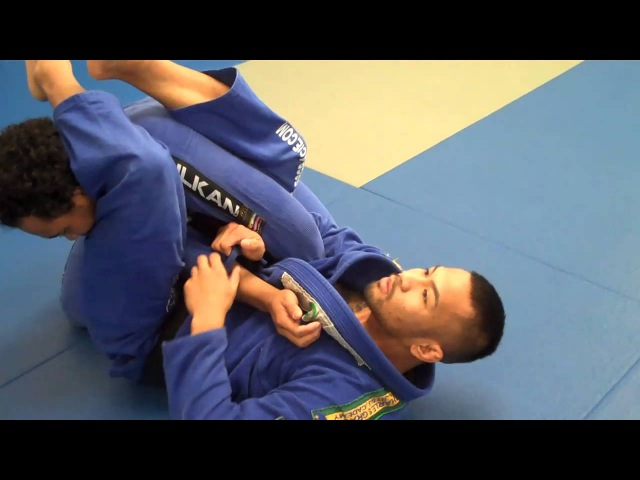 2 Overhook Submissions from Closed Guard Charles Gracie Jiu Jitsu