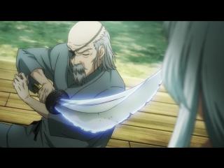 AniDub Школьные войны: Эпоха Феерии / Ikkitousen: Extravaganza Epoch 01 из 02