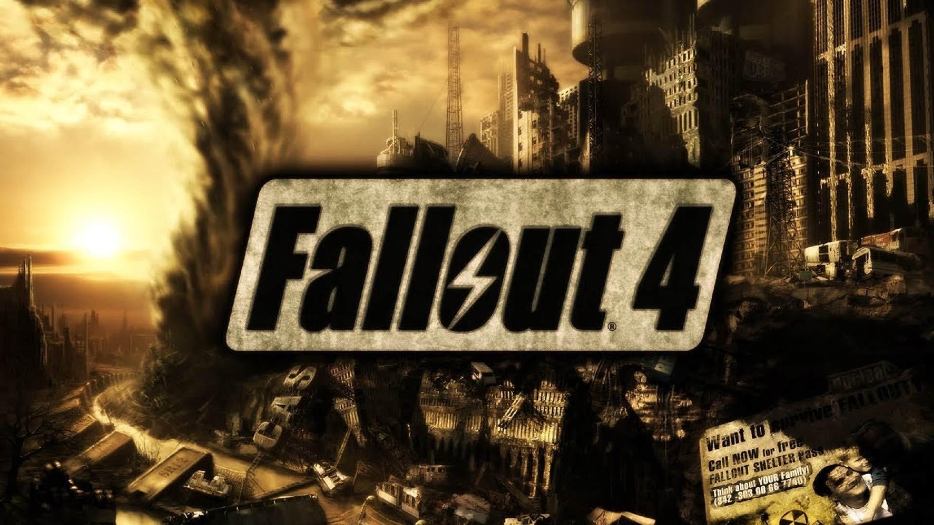Аккаунт Fallout 4