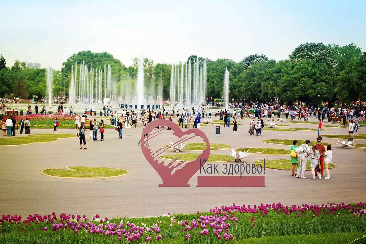 Открытие самого большого фото-стенда в Москве состоится 16 августа на фестивале «Как здорово!»