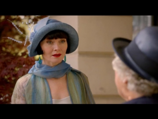 Леди-детектив мисс Фрайни Фишер / Miss Fisher's Murder Mysteries - Сезон 3 Серия 1 - «Смертельный номер»