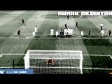 | Messi Free Kick | #ArmGazan | vk.com/nice_football