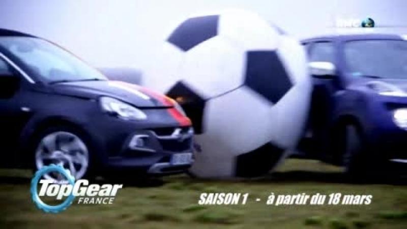 Top Gear France / Топ Гир Франция Трейлер к первому сезону