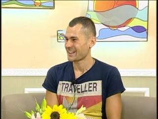 Интервью для передачи ТВоё утро на Рика ТВ. Казахстан, Актобе