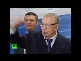 ЛДПР, Жириновский: У Фарион бешенство матки!