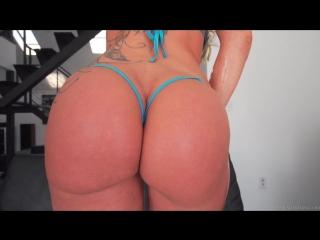 Porno Star ∞ Ryan Conner Oil Overload All Sex Anal BDSM Big Tits Big Ass HD Brazzers голубые стринги, мамки, красивый секс