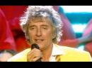 """Род Стюарт с песней """"Под парусом"""". запись  в Королевском Альберт-Холле (Лондон, Англия) 13 октября 2004 года. —  Rod Stewart - """"Sailing"""""""