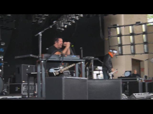 Nine Inch Nails - Burn (Soundcheck) - NIN|JA Tour - 5.30.09 (in 1080p)