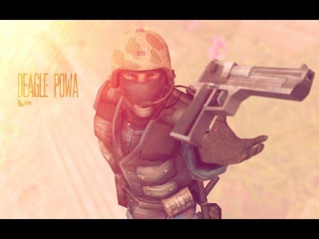 DEAGLE POWA! by 3N19MA