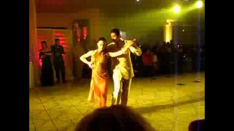 Gisela y Gaspar Campeones Mundiales de Tango
