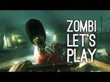13 минут геймплея Zombi с Xbox One
