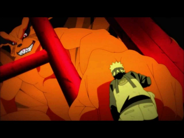 [ Naruto and Kurama AMV ] ♥Heart of Courage ♥