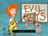 Phineas and Ferb - E.V.I.L.B.O.Y.S. Ukrainian