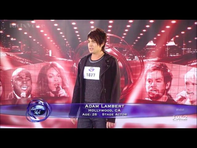 Adam Lambert American Idol Journey 6YearsOfAdam
