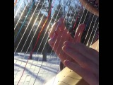 Sweater Weather by The Neighbourhood on a Harp