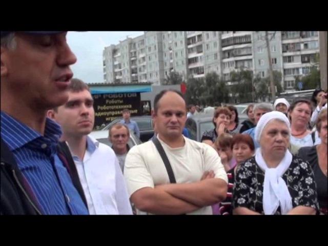 Советский район Красноярска Сергей Суртаев и Анатолий Быков