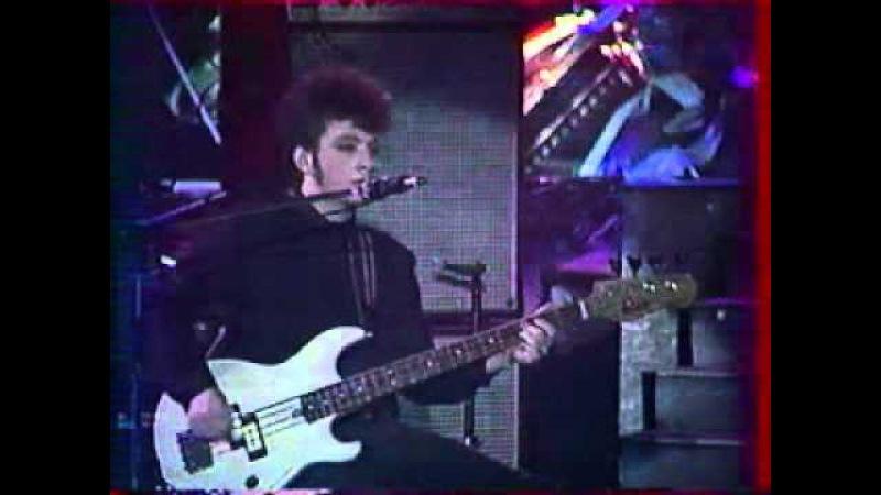 Агата Кристи - Собачье сердце (live, 1989 г.)