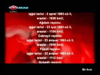 AZERİN- KARABAĞ(TRT AVAZ BİR AVAZ PROGRAMI)