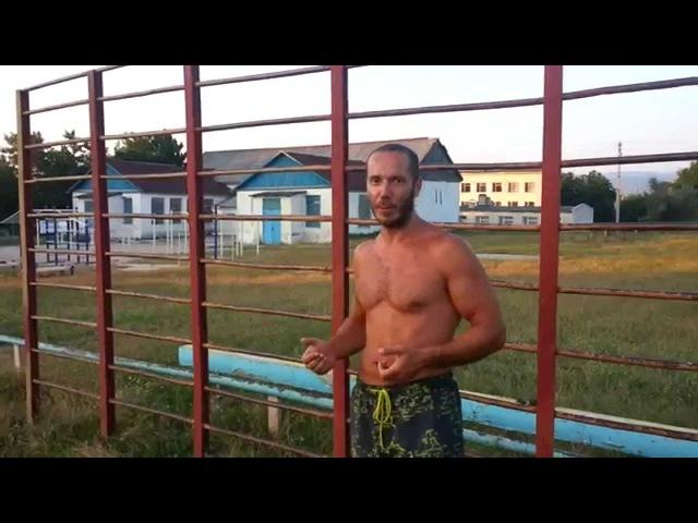 Тамир Шихалиев Тренировки для начинающих или полных